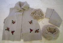 【終了しました】【2月】呉夏枝ワークショップ「編み物をほどく/ほぐす」