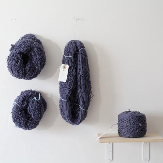 【終了しました】【6月】呉夏枝ワークショップ「編み物をほどく/ほぐす」