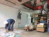 【レポート】工房&展示スペースづくり 7・8日目