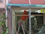 【レポート】工房&展示スペースづくり 14日目