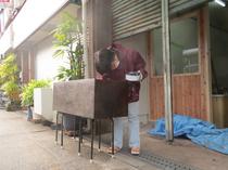 【レポート】工房&展示スペースづくり 19日目