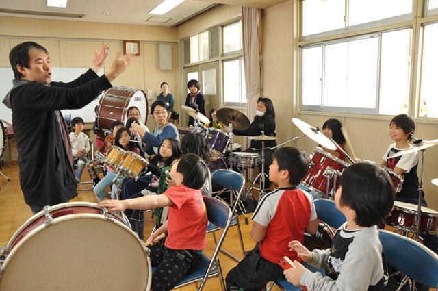 【大友良英】「子どもオーケストラ」サポートスタッフ募集