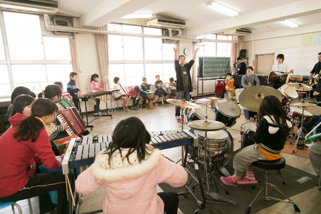 【レポート】2月23日「子どもオーケストラ」