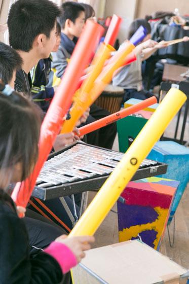 【レポート】3月9日「子どもオーケストラ」