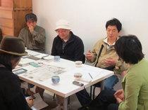 【レポート】西成なるへそ新聞03号 編集会議