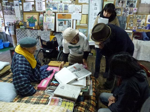【西成なるへそ新聞】4月14日(日) 03号編集会議