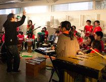 【2月11日(祝)】大友良英「西成・子どもオーケストラ」コンサート
