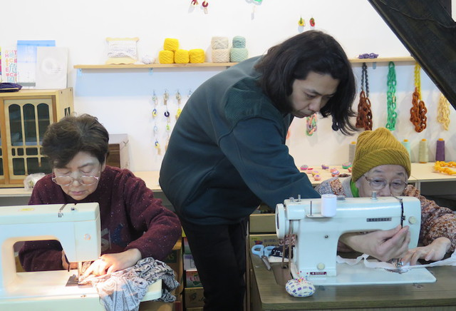 【kioku手芸館 たんす】3-4月の開館日