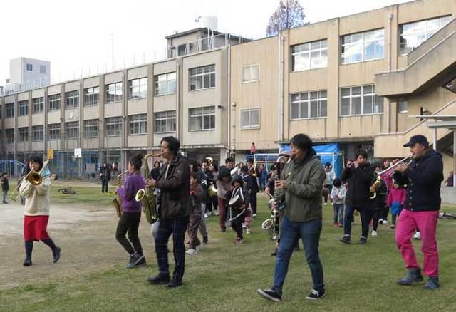 【西成・子どもオーケストラ】パレードを実施します!