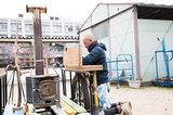 【レポート 】3月の作業場@旧今宮小学校