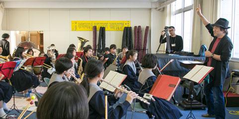 Project - 西成・子どもオーケストラ